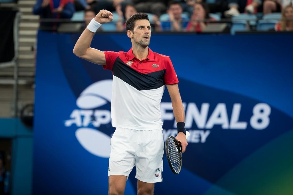 US Open, Novak Djokovic, Kyle Edmund