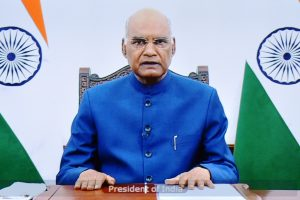 NEP sets vision of developing equitable and vibrant knowledge society: President Kovind