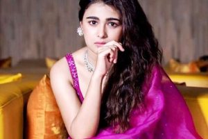 Birthday girl Shalini Pandey hopes the new year is extraordinary
