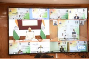 Teachers' Day: President Ram Nath Kovind virtually confers National Award to 47 teachers