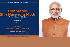 PM Modi to give special keynote address at 3rd Annual Leadership Summit of USISPF tomorrow
