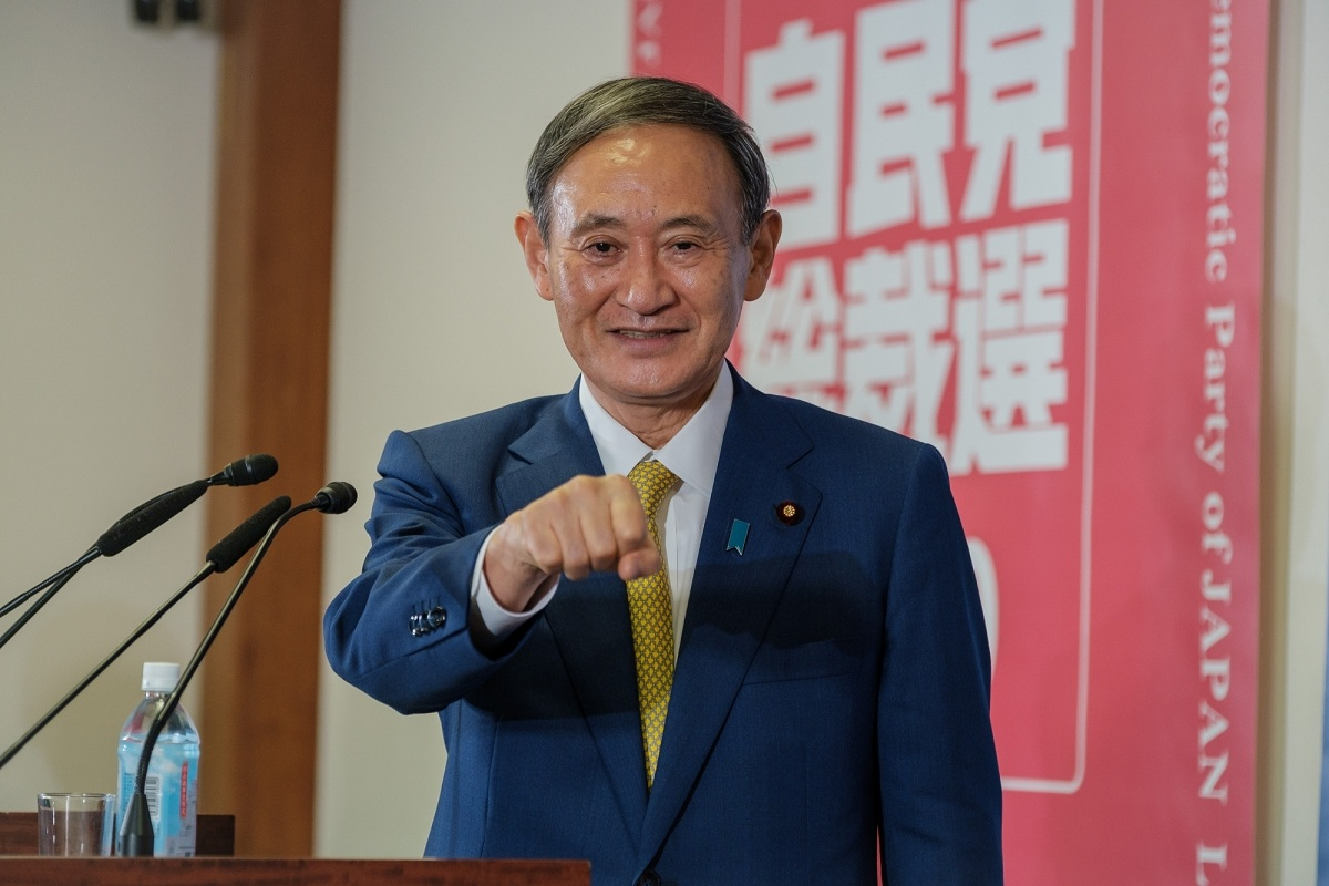 Yoshihide Suga, Japan, Narendra Modi, Prime Minister of Japan, Shinzo Abe, China, Tokyo Olympics