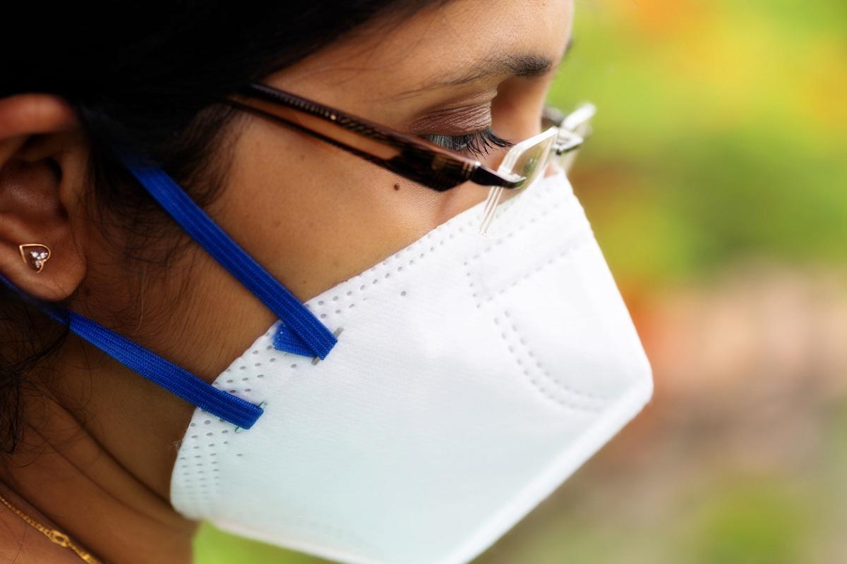 face shield, N-95 mask, coronavirus, Covid-19