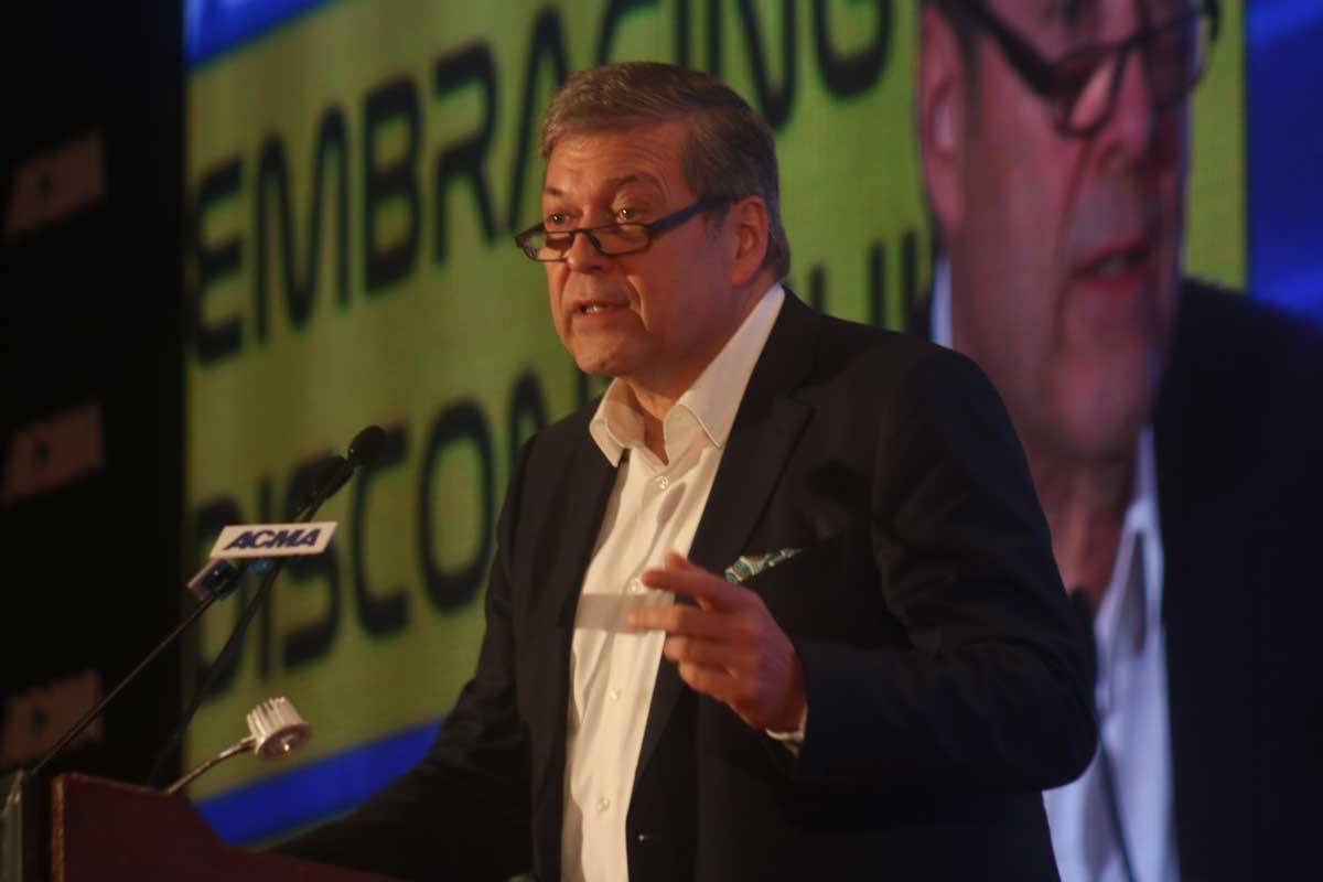 Tata Motors, Guenter Butschek, ACMA, Auto Components Manufacturers Association