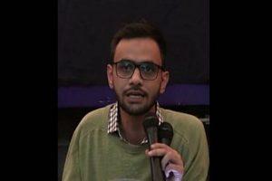 Former JNU student Umar Khalid arrested under UAPA in connection with Delhi Riots