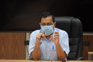 Kejriwal to address global climate conclave on 7 Oct
