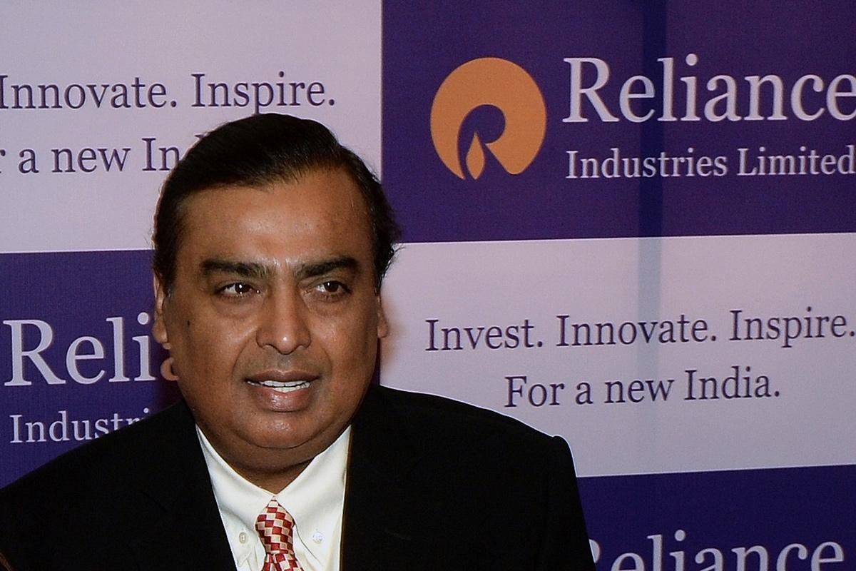 Mukesh Ambani, Forbes