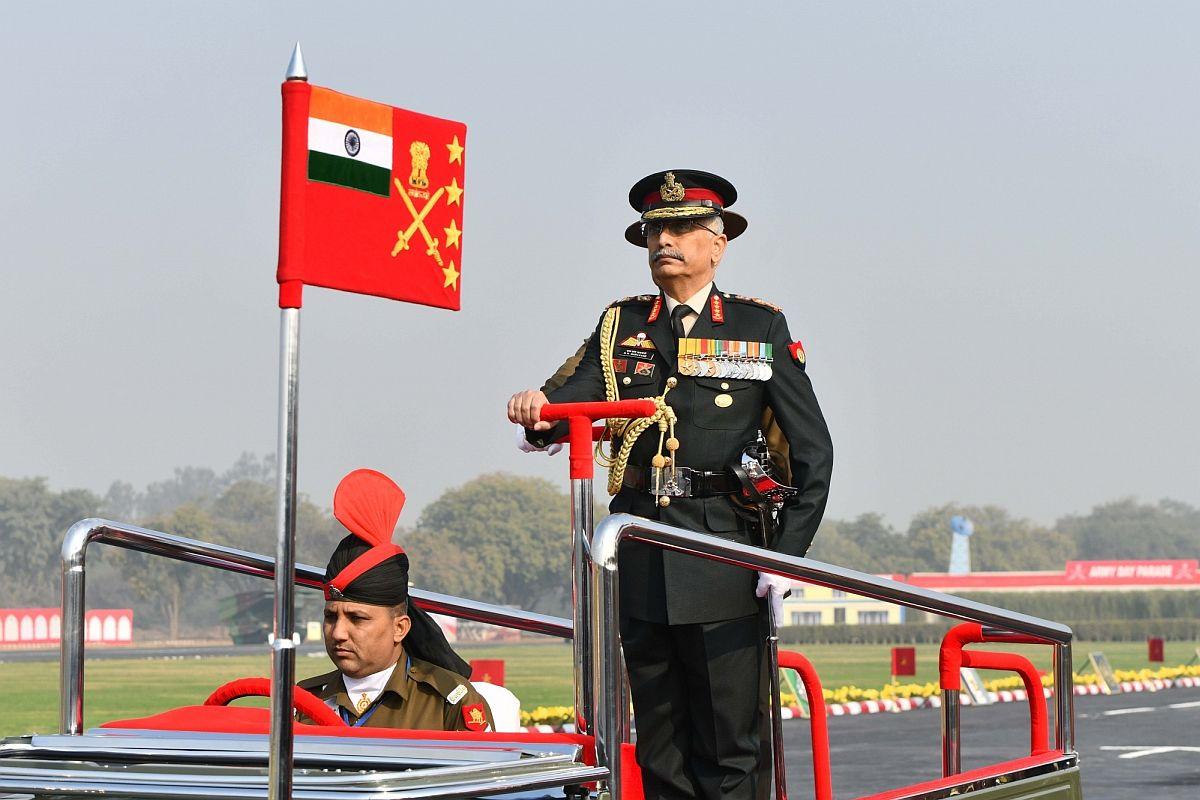Army Chief, General M M Naravane, Nepal, Boundary dispute,