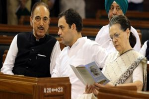 Ghulam Nabi Azad loses post, Rahul Gandhi's squad get promotions in Congress shake-up
