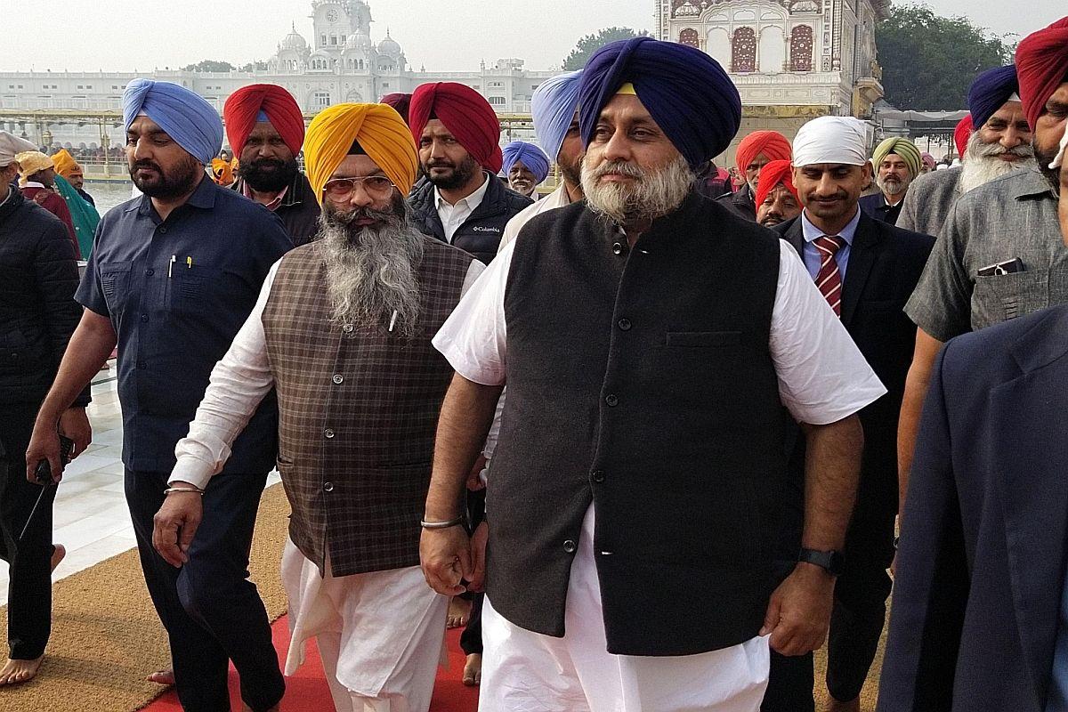 farmers organisations, Punjab, farm laws, Shiromani Akali Dal (SAD) president Sukhbir Singh Badal,