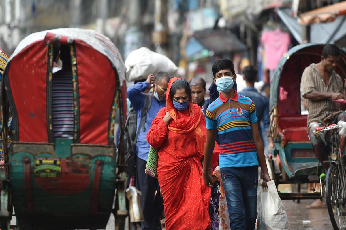 Bangladesh, Covid-19 services, hospitals