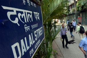 Sensex tumbled nearly 790 points during afternoon trade, Nifty slips at 10,905
