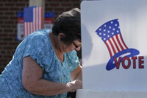 First ballots of 2020 US presidential election issued in North Carolina