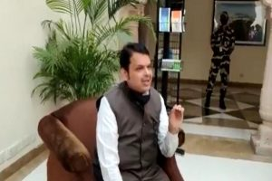 'Go demolish Dawood's home': Devendra Fadnavis lashes out at CM Uddhav Thackeray