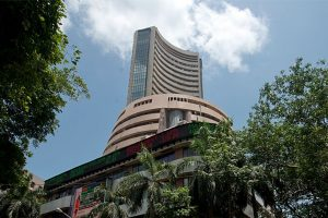 Sensex, Nifty ends half per cent higher led by gains in financial stocks
