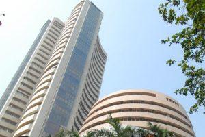 Sensex falls 134 points, Nifty ends at 11,500; financials top drags