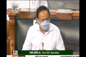 Covid infection rate in India lowest in world: Health Minister Harsh Vardhan in Parliament