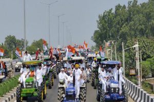 West UP farmers up in arms against Centre's legislations