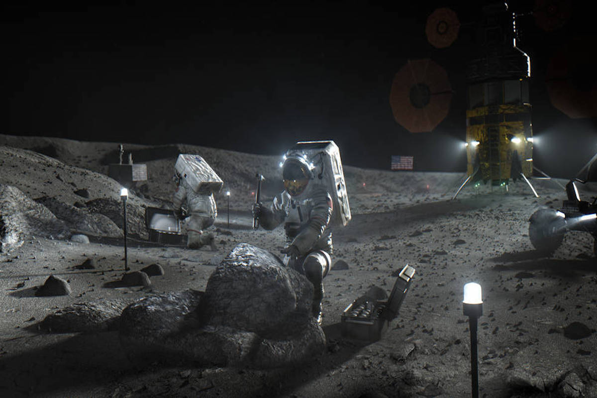 NASA plans for return to Moon to cost $28 billionWorld