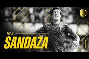 ISL: Spaniard Fran Sandaza joins Hyderabad FC