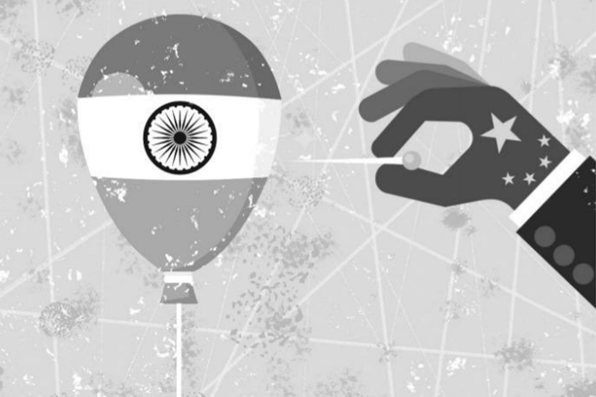 Why China won't let India rise peacefully