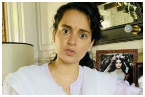 Kangana faces multiple police complaints for video against CM Uddhav Thackeray