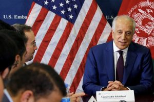 Khalilzad hopeful about Doha talks, admits challenges