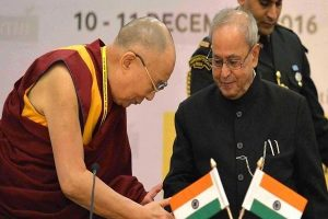 Pranab Mukherjee led meaningful life: Dalai Lama