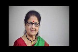 Marathi actress Ashalata Wabgaonkar no more