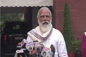 'Hope members will unitedly stand with our soldiers': Prime Minister ahead of monsoon session
