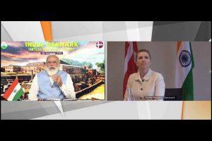 PM Modi invites Denmark to collaborate on alternative supply chains