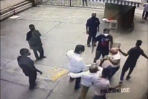 Shiv Sena workers beat retired naval officer for allegedly sharing cartoon mocking Uddhav Thackeray