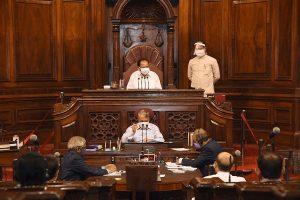 Venkaiah Naidu suspends 8 opposition MPs, including Derek O Brien, Sanjay Singh, over 'unruly behaviour'