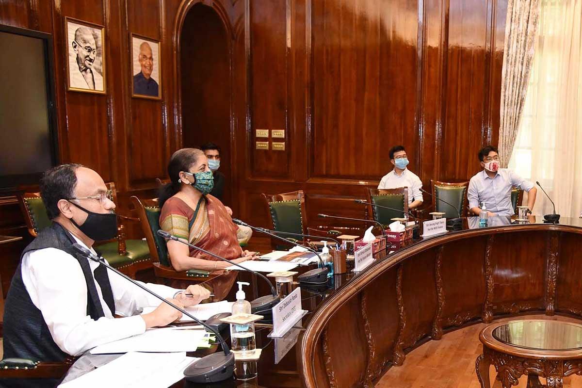 GST Council, GST, Nirmala Sitharaman