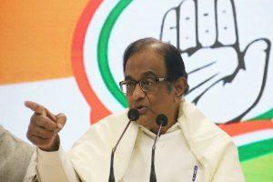 BJP 'deliberately, maliciously' distorted Congress Manifesto over farmers' issue: P Chidambaram