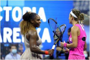 US Open: Victoria Azarenka rallies to defeat Serena Williams, sets up final clash with Naomi Osaka