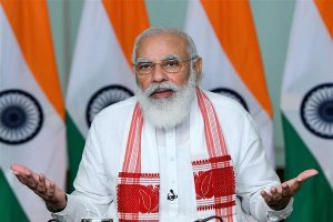 India's defence interests compromised by previous govts: Modi