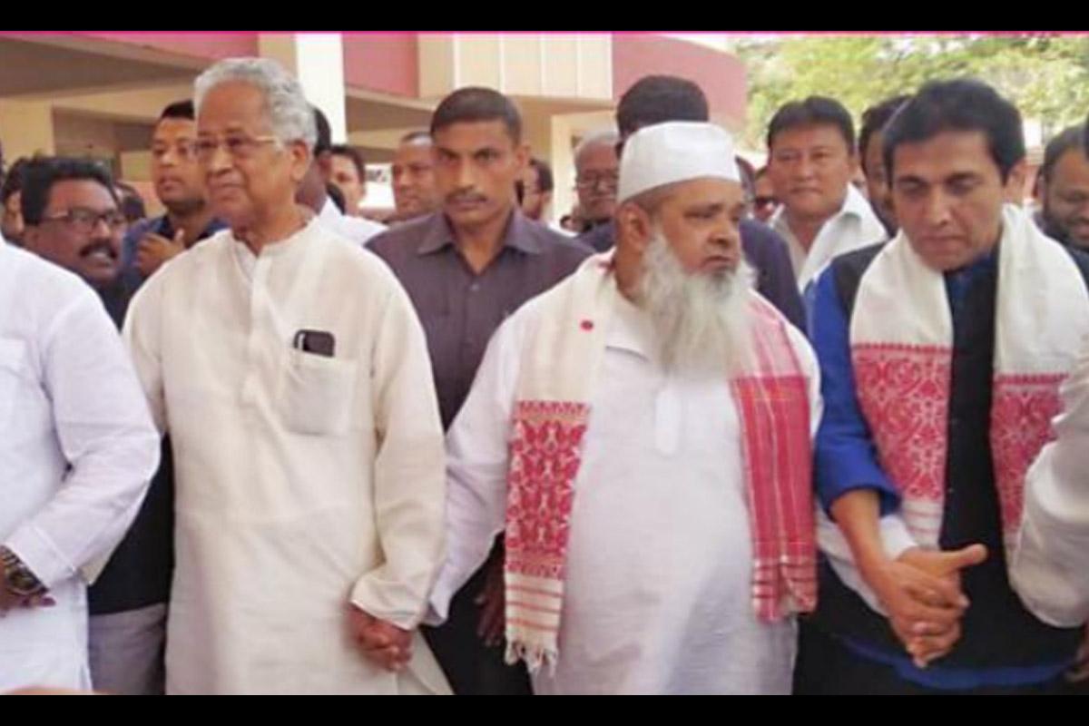 Assam, Bharatiya Janata Party (BJP), Congress party, assembly polls, All India United Democratic Front(AIUDF),
