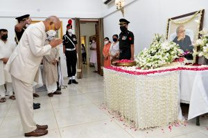 Pranab Mukherjee's funeral to take place with full military honours; PM, President pay last respects