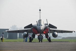 All sanctioned Rafale jets to be inducted by April 2022; Rajnath Singh informs RS