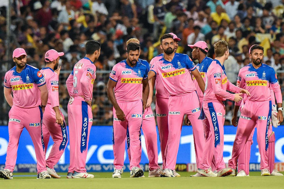 IPL13, Rajasthan Royals