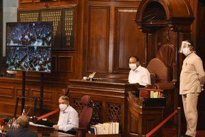 Rajya Sabha passes FCRA Bill amid opposition boycott