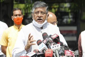 Govt will consider revoking suspension of 8 MPs only after they apologise: Ravi Shankar Prasad