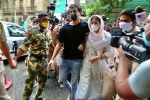 Showik Chakraborty, Samuel Miranda sent to NCB custody; Rhea Chakraborty to be summoned tomorrow