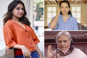 Swara asks Kangna to respect elders