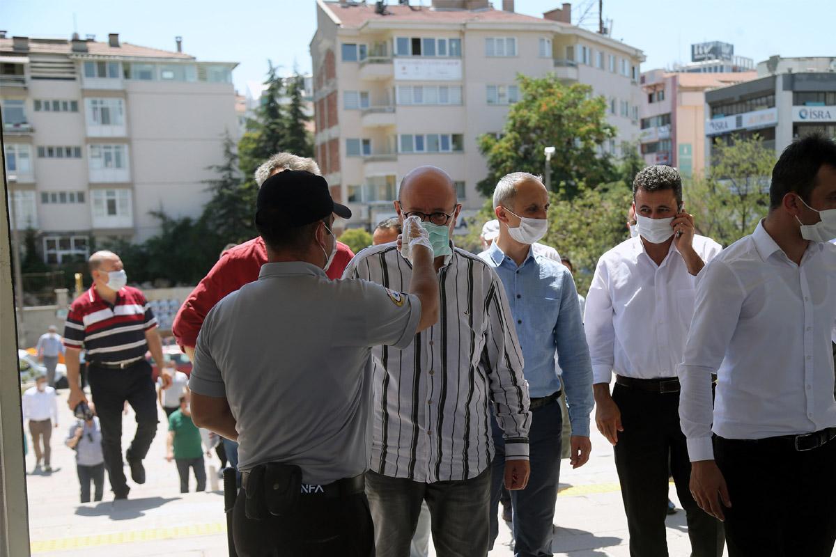 Turkey, Covid-19, pandemic, Minister