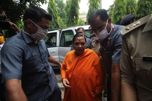 BJP leader Uma Bharti tests positive for coronavirus after Kedarnath-Badrinath yatra
