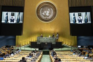 'Terrorism, ethnic cleansing' were Pakistan's only crowning glory for last 70 years: India at UNGA