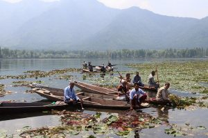Lt. Governor Sinha calls for novel measures to save iconic Dal Lake from extinction