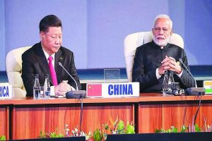 We expect China to work with us for early resolution of issues along LAC: MEA